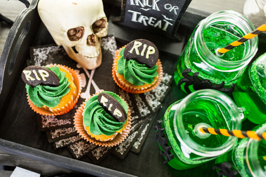 Halloween Food Ideas Hire A Chef