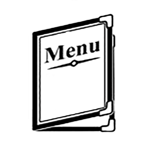 custom menu icon