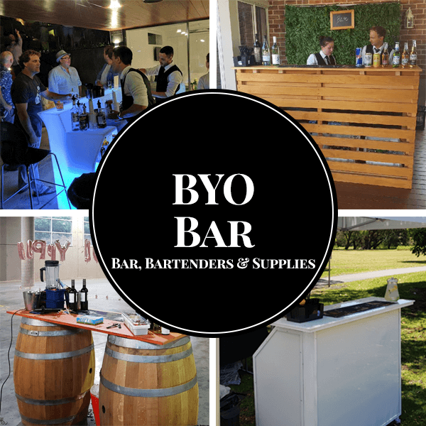 byo package mobile bar hire sydney