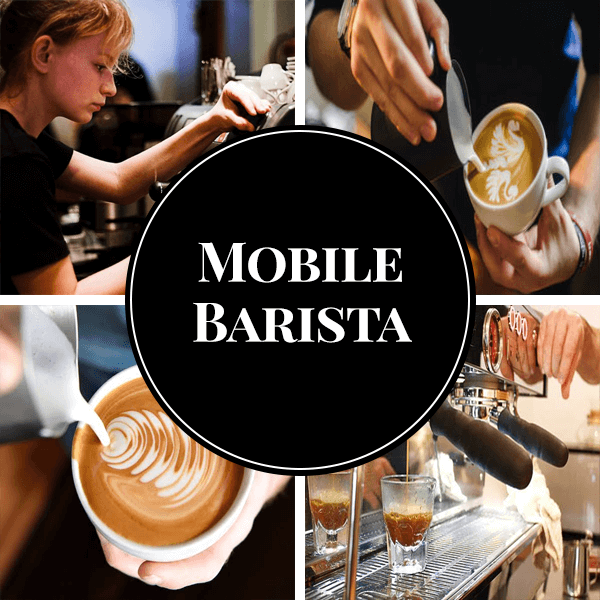 mobile barista coffee hire sydney