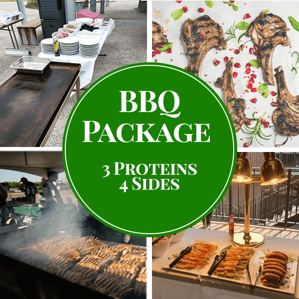 bbq buffet package catering menu 1 sydney