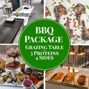 bbq buffet package catering menu 2 sydney