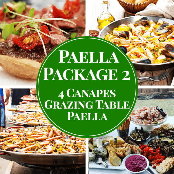 paella catering package 2 sydney hire a chef wedding birthday corporate celebration