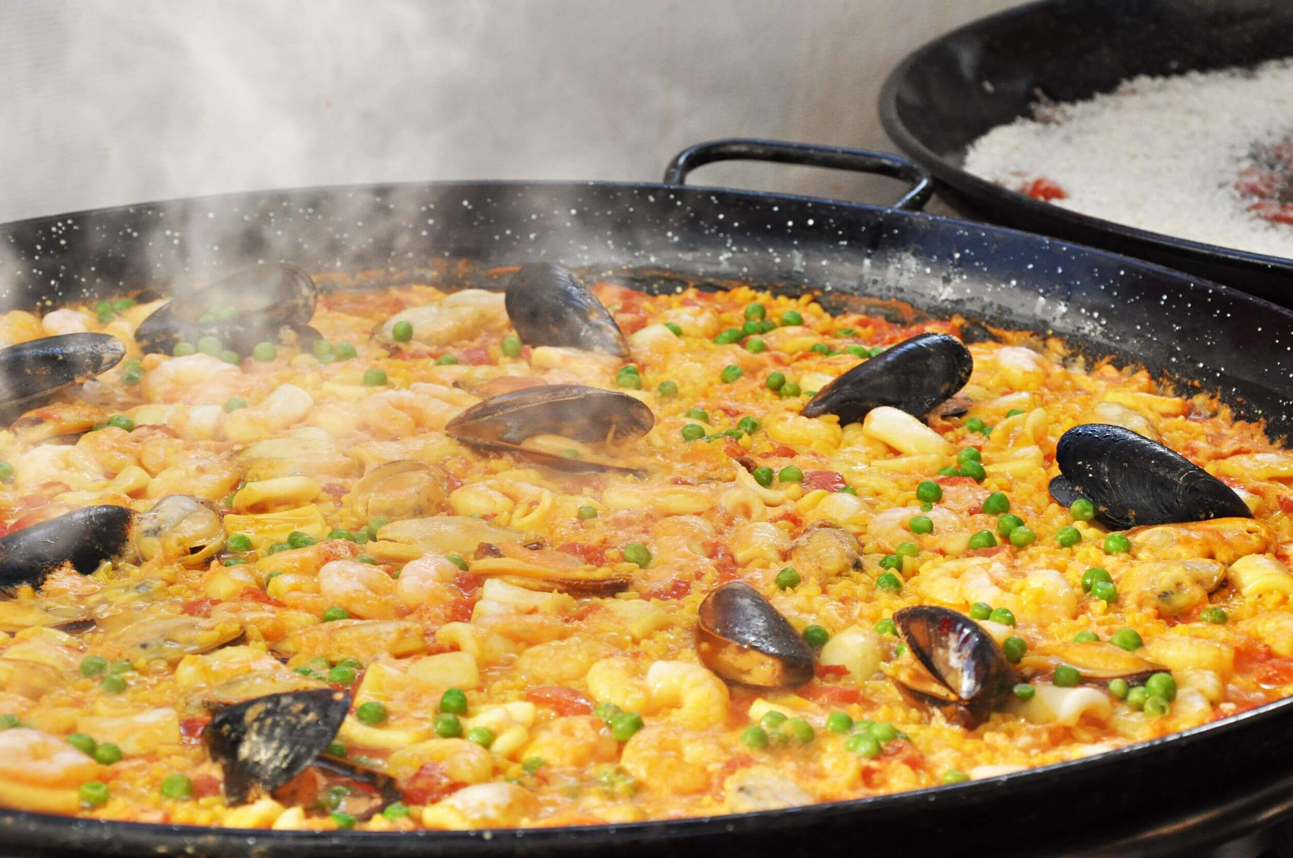 catering event spanish paella in sydney