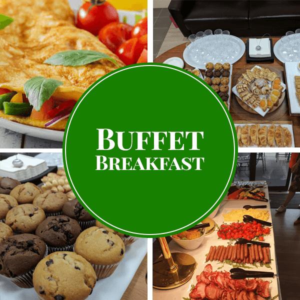 breakfast buffet package