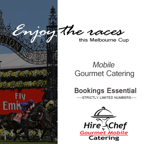 melbourne cup catering sydney penrith