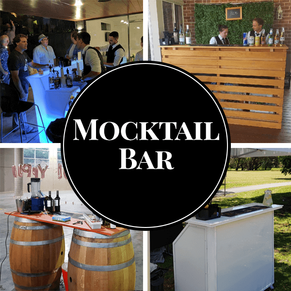 mobile mocktail bar hire sydney