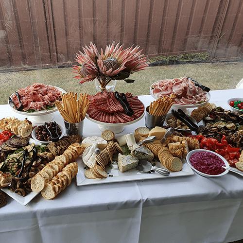 buffet starter event catering sydney