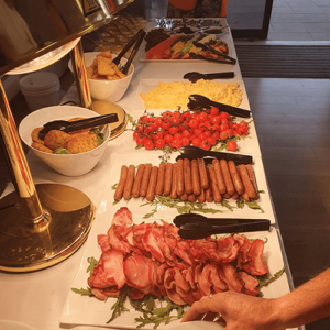 gourmet buffet breakfast catering sydney