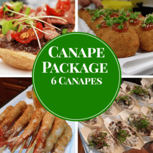 finger food package canape catering menu 1