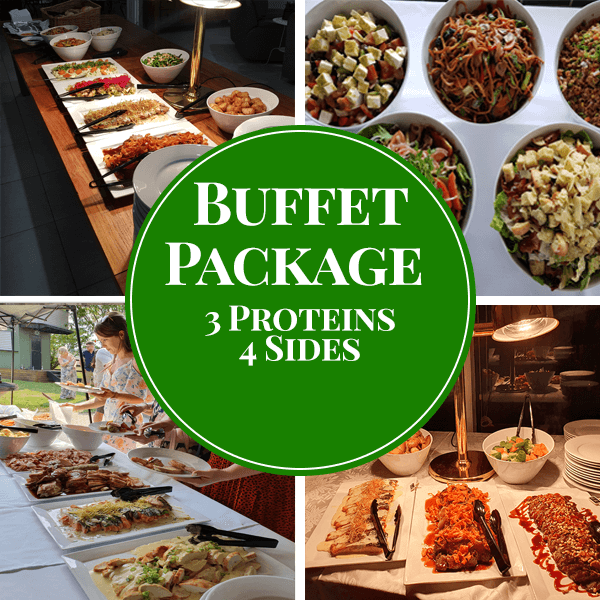 gourmet buffet package catering menu 1 sydney