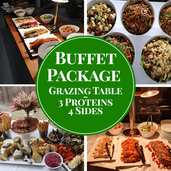 gourmet buffet package catering menu 3 sydney