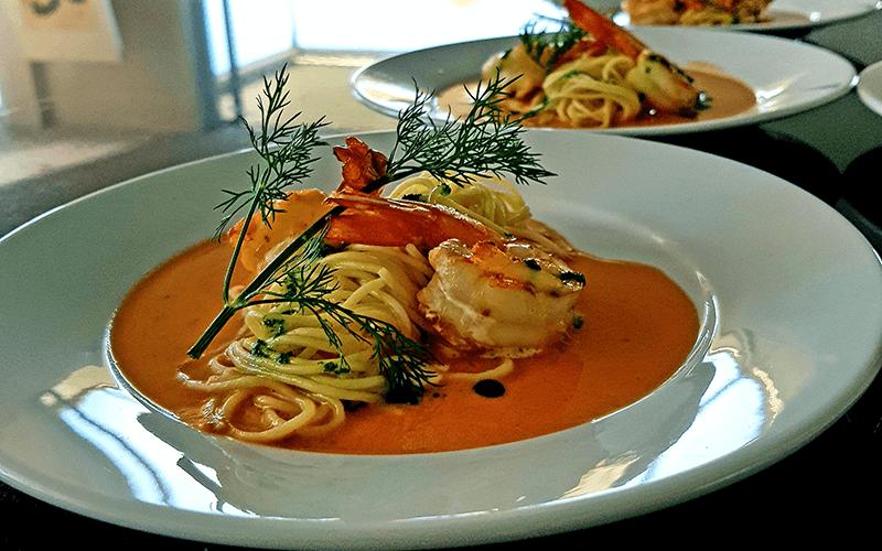 gourmet set menu catering penrith services